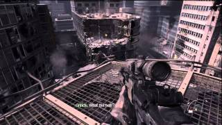 Call of Duty Modern Warfare 3 Walkthrough Scorched Earth Mission 14 HD