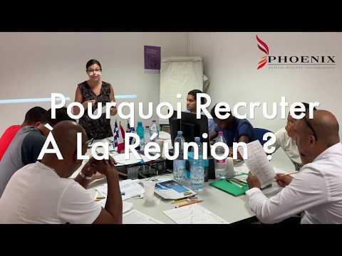 Nous Sommes Partis Recruter À l'Île De La Réunion !