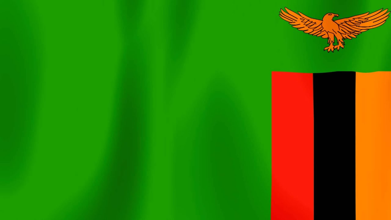 Zambia National Anthem - Stand and Sing of Zambia, Proud and Free (Instrumental)