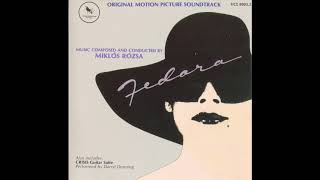 Video Fedora   Soundtrack Suite (Miklós Rózsa) download MP3, 3GP, MP4, WEBM, AVI, FLV Juli 2018