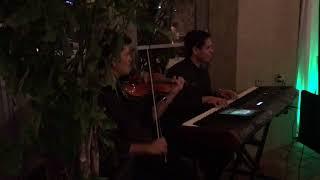Piano and Violin - Latin Music - Assai Event Musicians