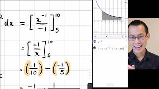 Fundamental Theorem of Calculus (5 of 5: Taking care with negative indices)