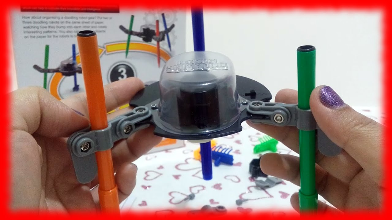 Do it yourself for kids design decoration build your own robot do it yourself projects for kids from cute sunlight toys world solutioingenieria Choice Image