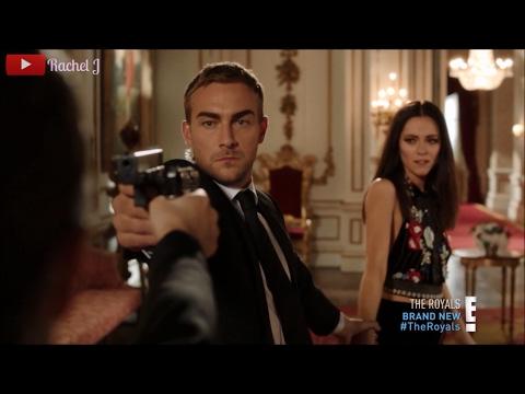 HD Jasper and Eleanor - SEASON 3 ep 9 - The Royals 3x09