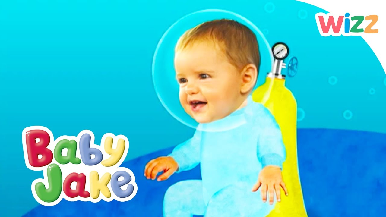 Baby Jake - Goes on An Adventure In The Sea - YouTube