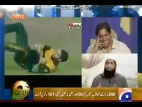 Shoaib Akhtar is Laughing A lot Due To Mohammad Yousaf Watch Latest Pakistani Talkshows