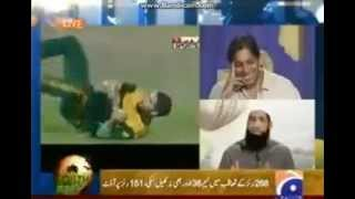 Shoaib Akhtar is Laughing A lot Due To Mohammad Yousaf Watch L…
