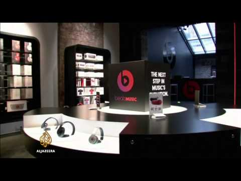 Apple set to buy Beats Electronics for $3.2bn