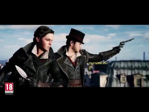 Assassin's Creed Syndicate   Save my soul - Blues Saraceno