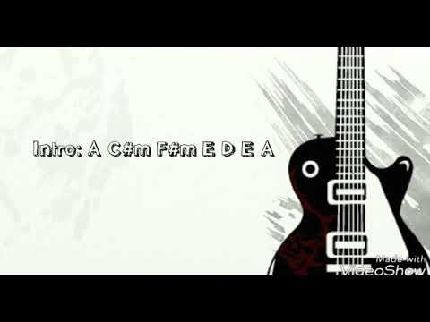 Setia Band - Antara Cinta Kita Berdua ( Lirik & Kunci Gitar )