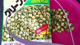 Roasted Green Peas - Vancouver