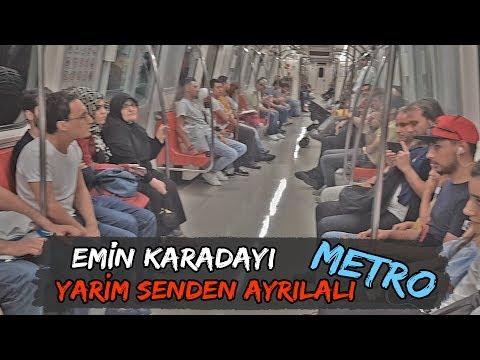 Emin Karadayı - Yarim Senden Ayrılalı ( Metro Performans )
