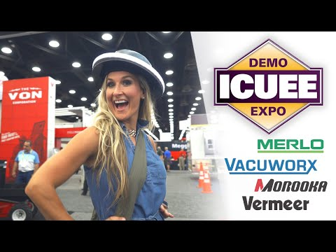 Heavy Equipment ICUEE Demo Expo 2019