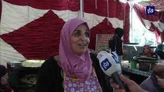 انطلاق فعاليات مهرجان الرمان الثاني عشر -(23-10-2019)