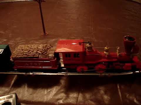 LIONEL James Gang Train Set for Sale on Ebay eBay item number :263389830353