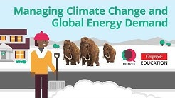 Managing Climate Change and Global Energy Demand