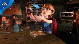 Blackwood Crossing - Launch Trailer | PS4