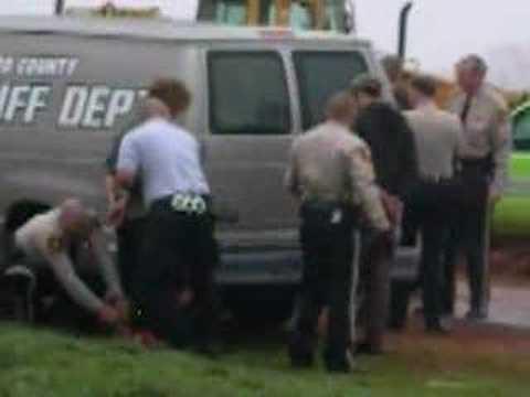 Cliffside protestors under arrest