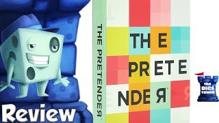 The Pretender Review - with Tom Vasel