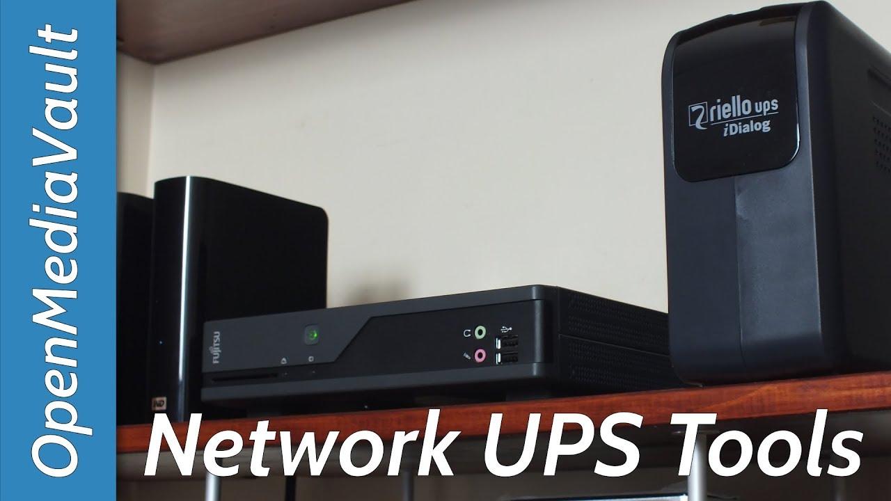 [OMV] Guida a N U T  - Network UPS Tools: Collegare un UPS al nostro NAS