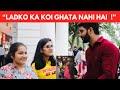 Isme tera Ghata Girls Reaction | Public Hai Ye Sab Janti Hai | JM Jeheranium