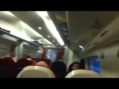 Tren londres-liverpool
