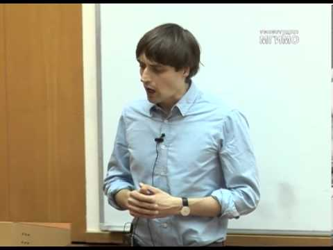 Dr. Tom Dyson's lection in MGIMO-University