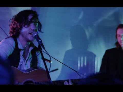 Jack Savoretti Live Performance of  'Written In Scars'  - RLife Live