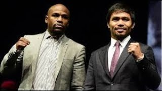 (WHOA) Floyd Mayweather Says He's Fighting Manny Pacquiao In December