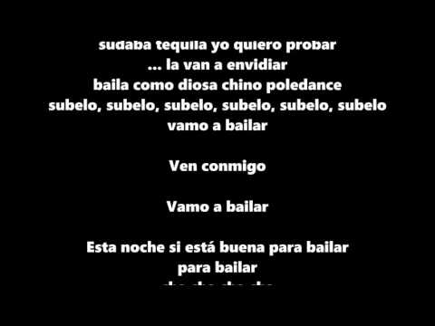 Deorro Bailar (feat Elvis Crespo) Lyrics