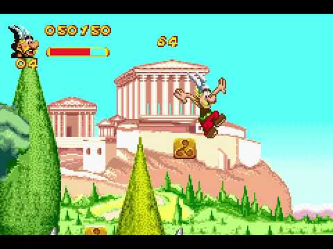 [TAS] GBA Astérix & Obélix: Bash Them All! By TimmyAkmed In 21:08.9