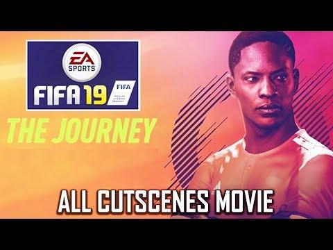 FIFA 19: The Journey All Cutscenes (Game Movie) 1080p HD