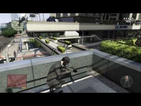 Grand Theft Auto V - Union Depository Heist