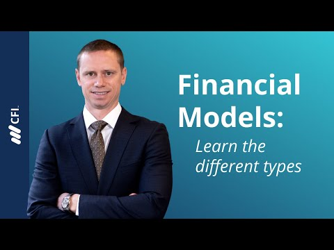 Types of Financial Models - Most Common Models and Examples