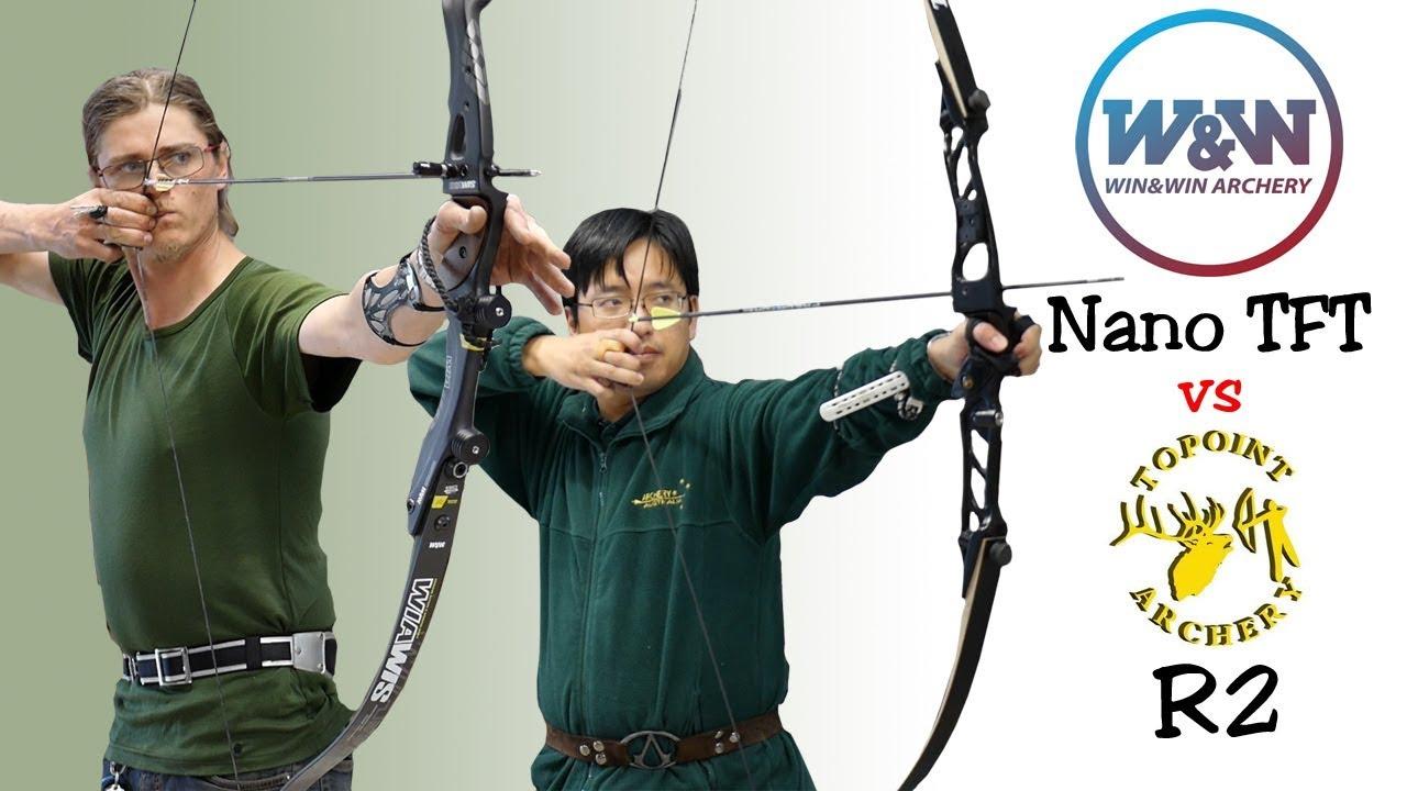 Archery | W&W Nano TFT vs  Topoint R2
