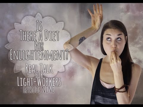 R.T.F.L.W.E.9 | Is There A Diet For Ascension?