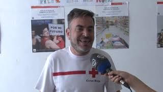 Cruz Roja presenta su balance de 2018 con un incremento de voluntarios y de personas atendidas
