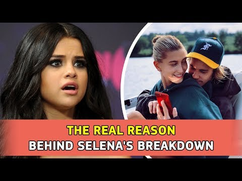 Selena Gomez Breakdown: Justin Bieber Wedding To Blame? | ⭐OSSA