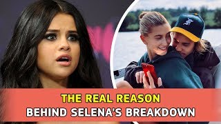 Selena Gomez Breakdown: Justin Bieber Wedding To Blame? | ⭐OSSA