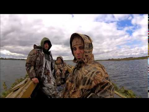 chasse au canard , duck hunting ,  yanbo de passion xtreme !