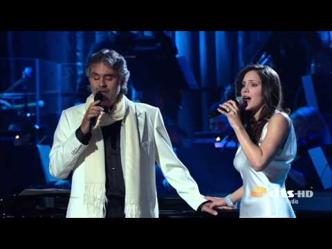 Andrea Bocelli & Katharine McPhee - The Prayer