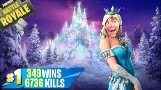 🔴 FORTNITE LIVE Lv.70 NATAL BUON TO ALL! NEW SKIN LAPILLA! THE ICE QUEEN... Oils!