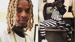 Fetty Wap in Trouble with Chiraq Savages over Tweeting Chief Keef Lyrics Which disses