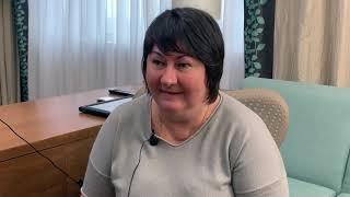 """Эксклюзивное интервью Елены Валерьевны Вяльбе проекту """"На лыжи!"""""""