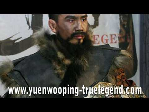 蘇乞兒 TRUE LEGEND: Cung Le on Set