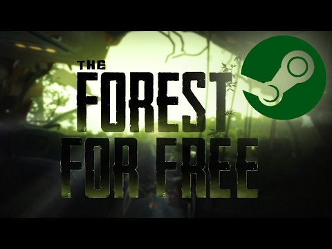 Download THE FOREST gratis PC - NO TORRENT