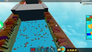Roblox | * Code to have dolls in game | Build a boat for treasure | Wetland Gamer