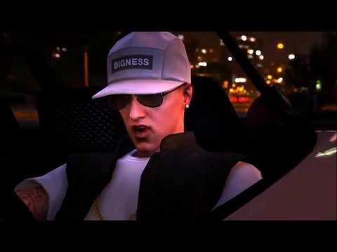 Lyan 'El Palabreal' - Gemidos [Official Video] GTA V