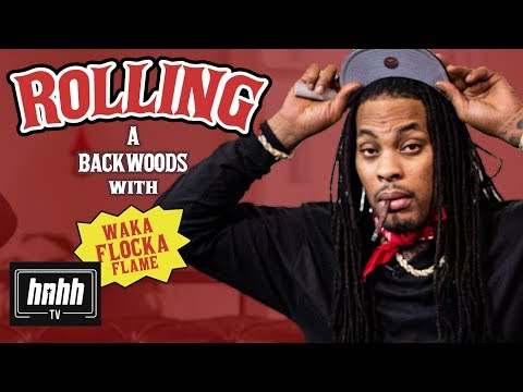 How to Roll a Backwoods with Waka Flocka Flame (HNHH)