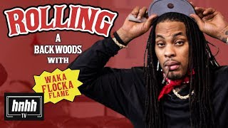 How to Roll a Backẁoods with Waka Flocka Flame (HNHH)